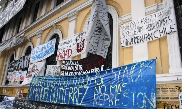Despertar transandino: crónica de otro septiembre agitado en Chile