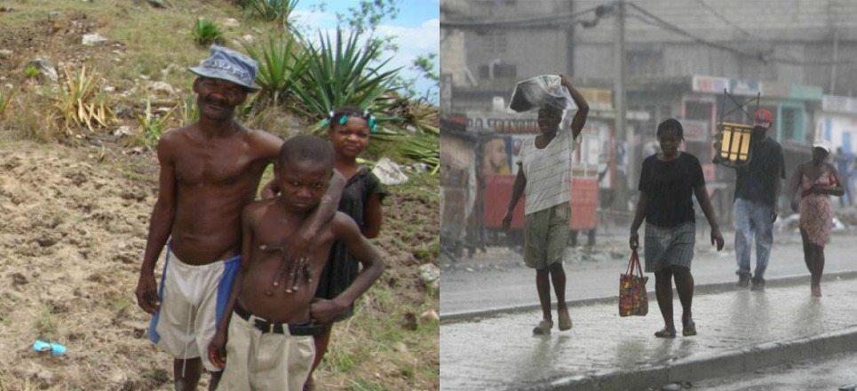 Haití: los ricos contaminan y los pobres pagan