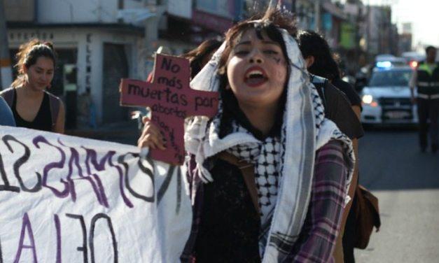 En México te violan, denuncias, te agreden y te echan la culpa