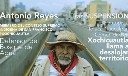 """Indígenas mexicanos detienen autopista """"ecocida"""", tras 10 años de lucha"""