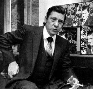 Recuerdo al cantautor uruguayo Alfredo Zitarrosa