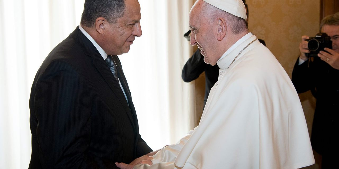 El frente conservador, el Papa Francisco y el aborto terapéutico en Costa Rica