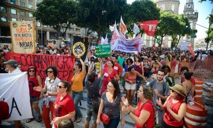 Brasil: así son las protestas creativas y el arte rebelde contra el Gobierno de Temer