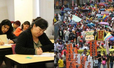 ¿Cómo evalúa América Latina a sus maestros?