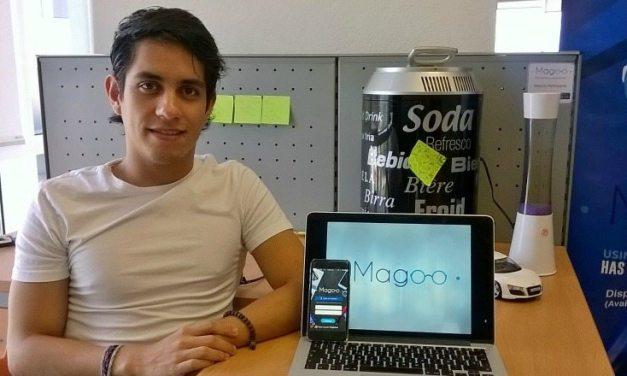 Magoo, la joven aplicación que te premia por no usar el celular