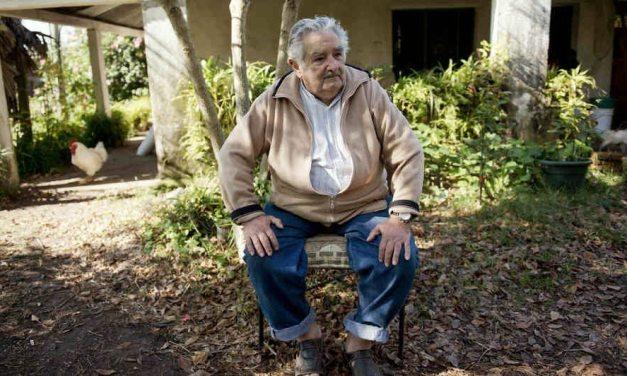 Las 5 razones de la fama mundial de Pepe Mujica