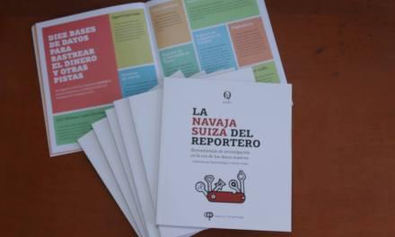 Así se hizo la Navaja Suiza del Reportero de Ojo Público: herramientas para repensar el periodismo