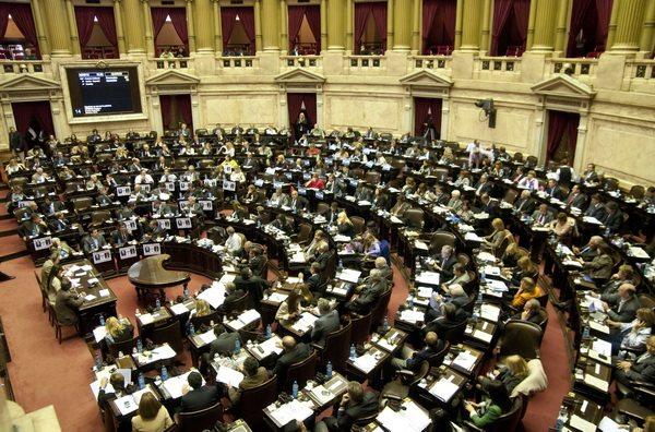 ¿Cuánto cobran los legisladores argentinos?