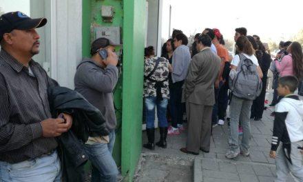 Injusticias y maltratos, denuncian familiares de detenidos por saqueos en México