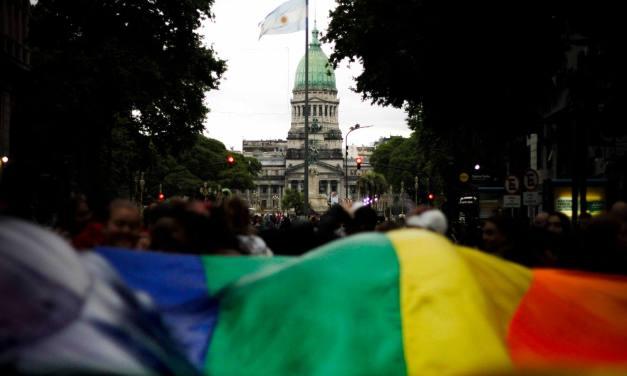 ¿Cuál es la situación de los derechos y las luchas LGBTI en #Argentina?