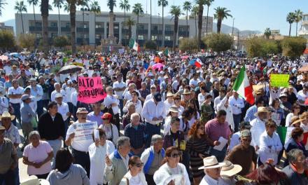 Protestar en el desierto: hartazgo ciudadano y oportunismo político en Coahuila