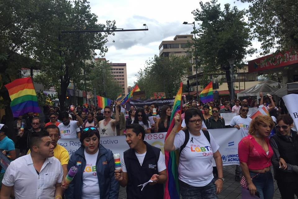¿Cuál es el estado de los derechos LGBTI en #Ecuador?