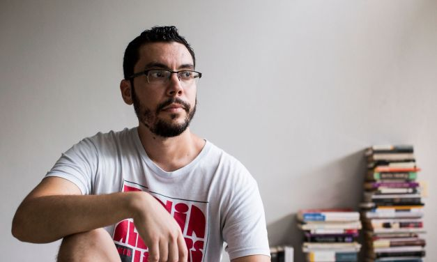 Christian Ibarra: El escritor de carreras cortas