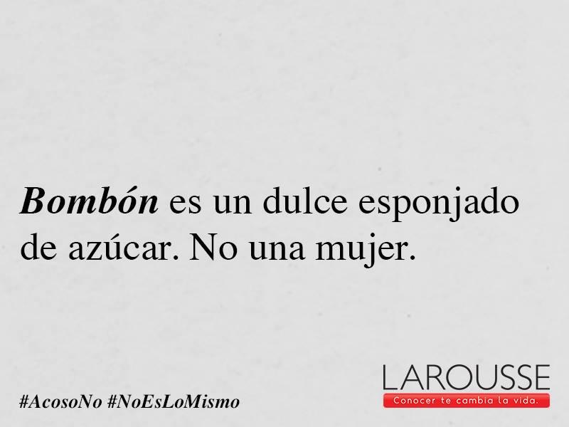 #AcosoNo: el día que Larousse se fue contra el acoso en el Metro de la Ciudad de México