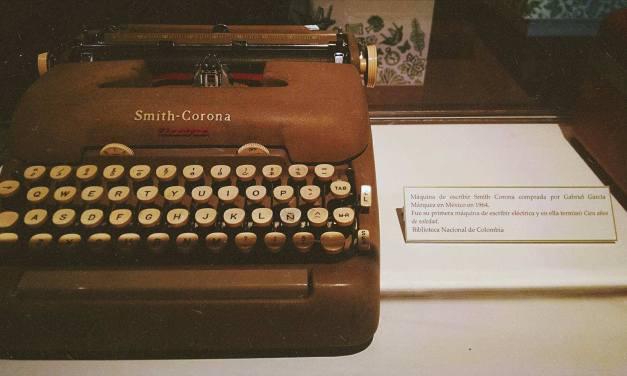 El año mágico de García Márquez, una muestra que recrea los días del escritor en Buenos Aires.