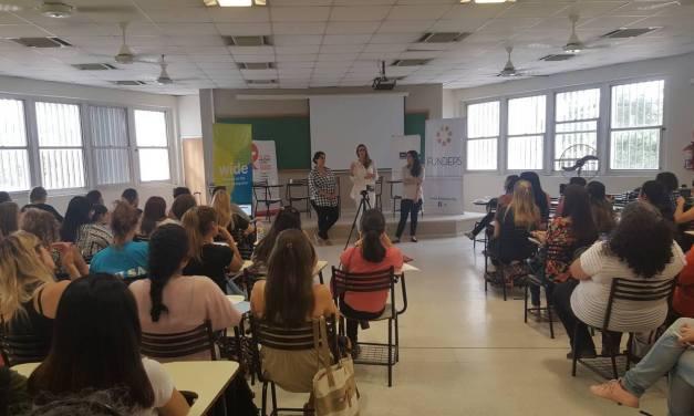 WIDE, una organización argentina que trabaja por la igualdad de género en el ecosistema digital