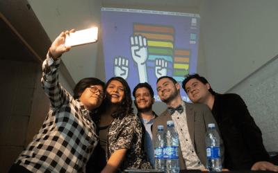 Así fue la presentación de Imparables, la mayor radiografía LGBTI en América Latina