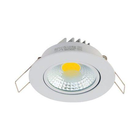 spot led orientable 3w blanc