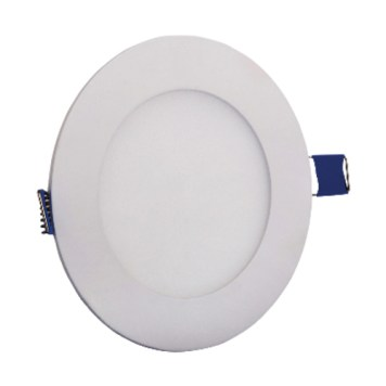 Dalle LED ronde extra plate