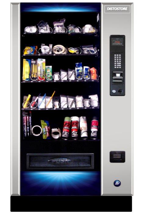 Distostore Machine Distributrice Automatique Industrielle