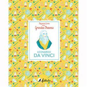 Pequenos Livros sobre Grandes Pessoas N.º 2 Leonardo da Vinci