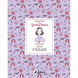 Pequenos Livros sobre Grandes Pessoas N.º 3 Anne Frank