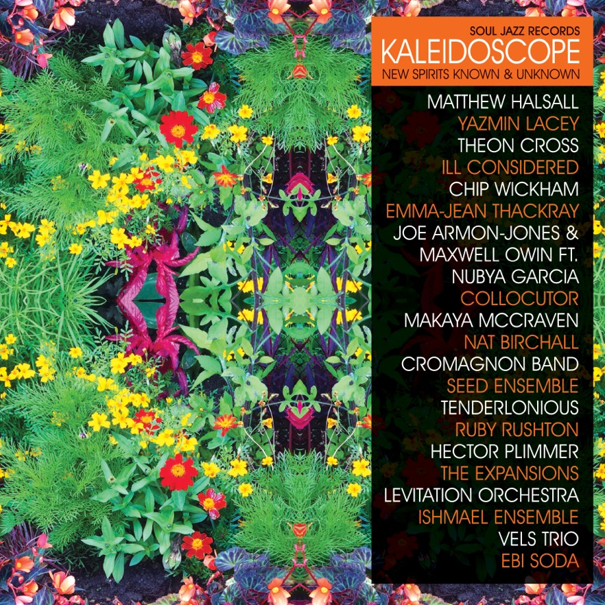 Kaleidoscope (New Spirits Known & Unknown)