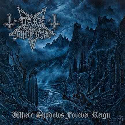 Dark Funeral - Where Shadows Forever Reign Cover