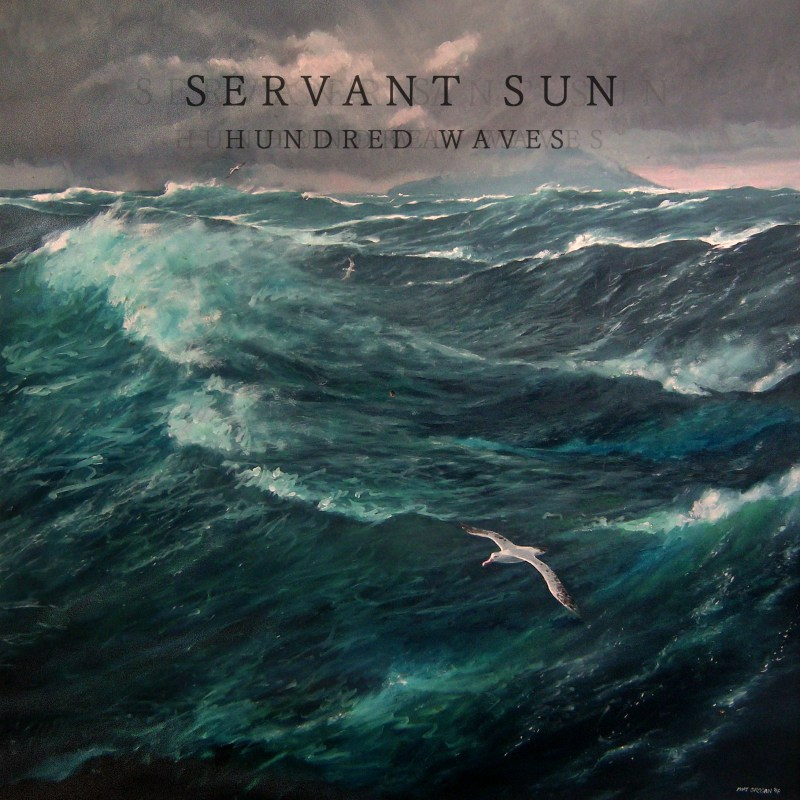 Servant Sun - Hundred Waves EP Cover