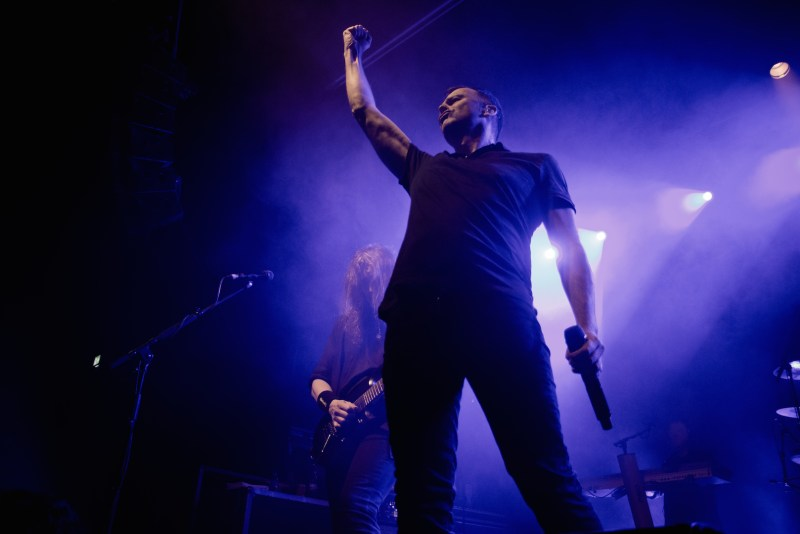 Blind Guardian live @ The Ritz, Manchester. Photo Credit: Christopher Ryan