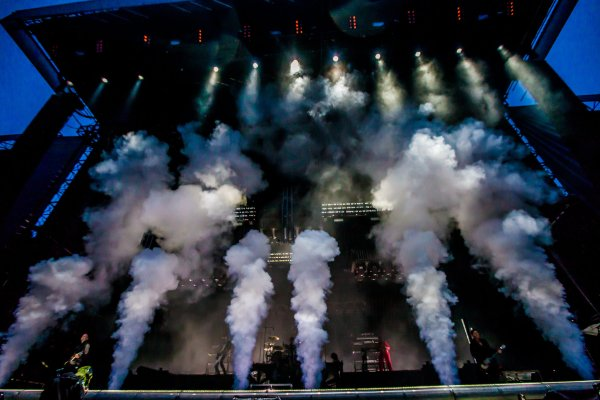 Rammstein @ Download Festival 2016