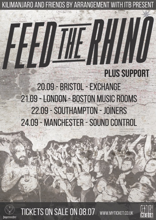 Feed The Rhino Tour