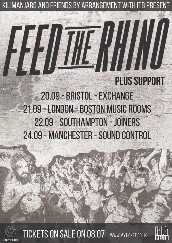 Feed The Rhino Tour