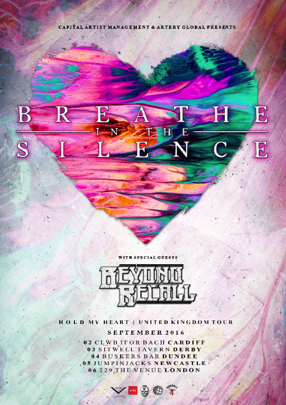 Breathe In The Silence