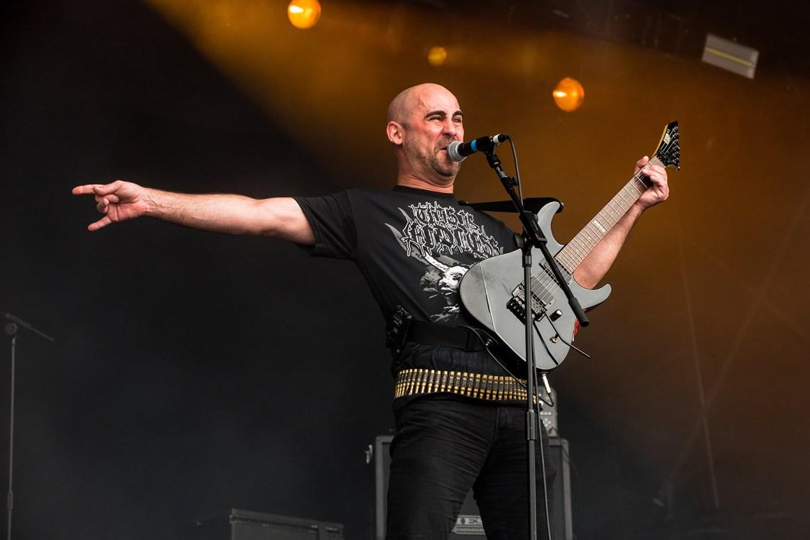 Akercocke live Bloodstock Festival 2016