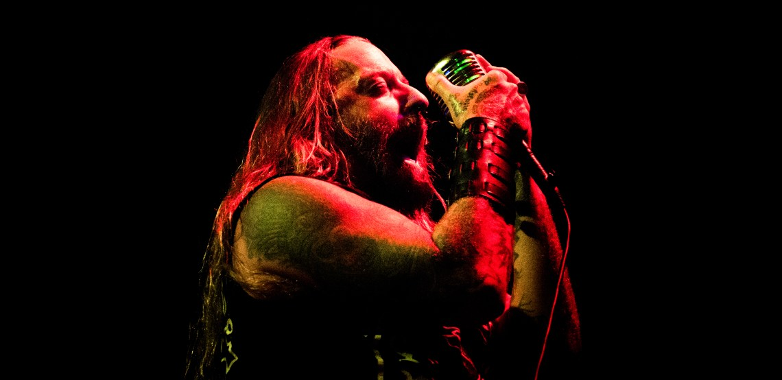 Devildriver live at The Ritz, Manchester