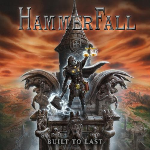 Built To Fall - HammerFall