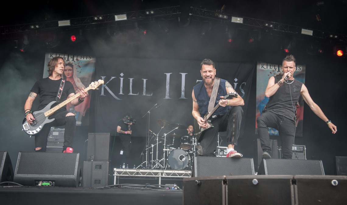 Kill II This live Bloodstock Festival 2016