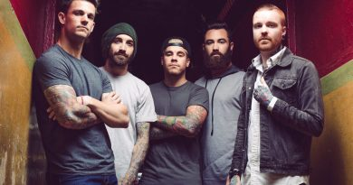 Memphis May Fire 2016 Promo