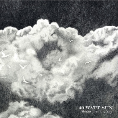 40 Watt Sun album cover