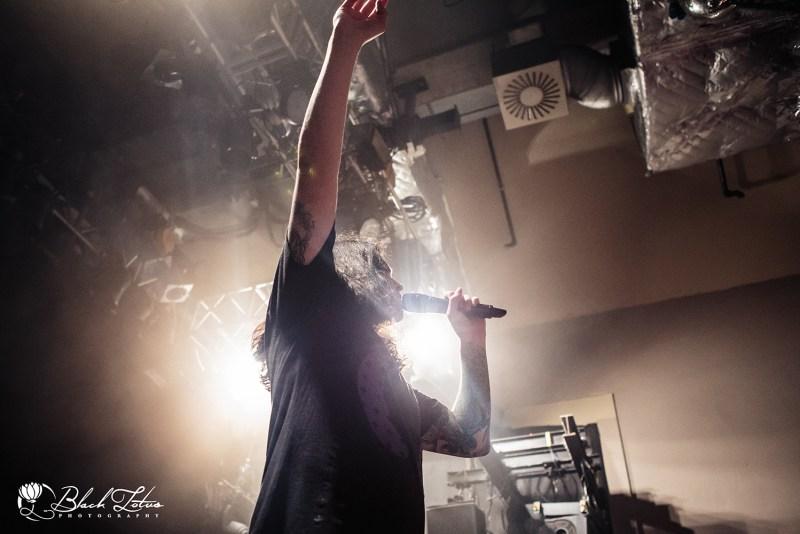 Born of Osiris live @ Islington Academy, London. Photo Credit: BlackLotus Photography