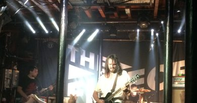 Heck live at The Fleece, Bristol