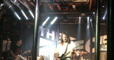 Heck live at The Fleece, Bristol