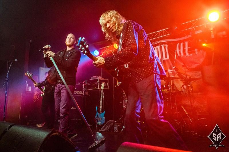 Diamond Head live 2016