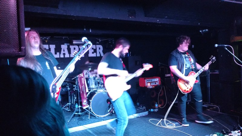 Conjurer live @ The Flapper, Birmingham. Photo Credit: Andrew Rennie