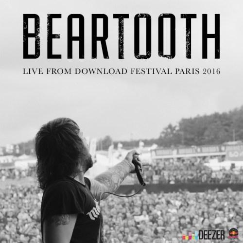 Beartooth - Live at Download Festival Paris