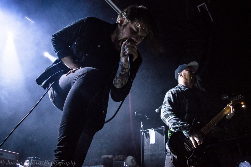 Beartooth live @ 02 Ritz, Manchester. Photo Credit: Jordan McEvoy Photography