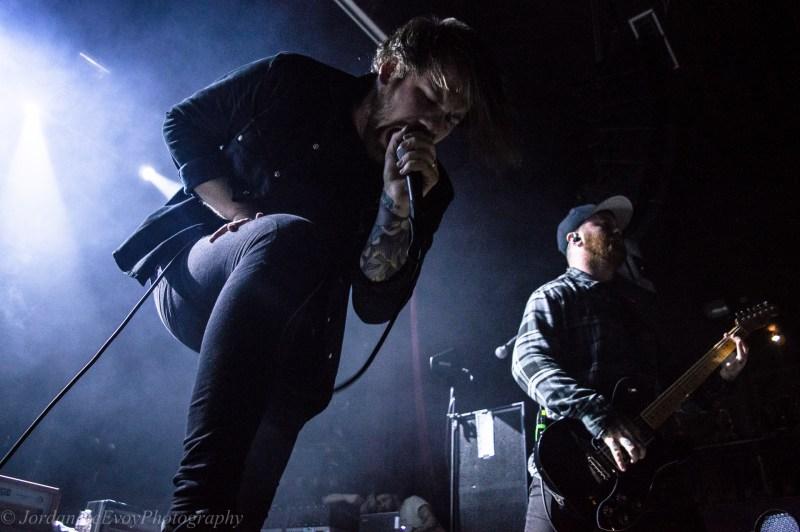 Beartooth live @ 02 Ritz, Manchester. Photo Credit: Jordan McEvoy Photography