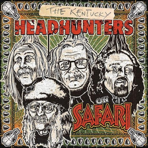 On Safari - The Kentucky Headhunters