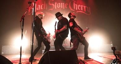 Black Stone Cherry live Manchester